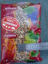 LEGNO PER AFFUMICATURA ALIMENTI BBQ Grill trucioli di legno ciliegio 2.5l - 450 gramm