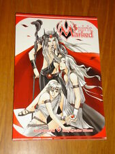 SPIRIT MARKED YAOI PRESS MANGA COLTER HILLMAN GRAPHIC NOVEL