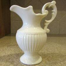 "Excellent  I. GODINGER & CO. Ivory CREAM PITCHER app. 5""tall - holds app.1/2 cup"