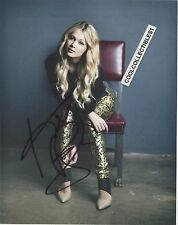 "KELLI BERGLUND OF ""LAB RATS"" IN PERSON SIGNED 8X10 COLOR PHOTO 8 ""PROOF"""