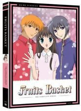 Fruits Basket: The Complete Series [4 Discs] DVD Region 1