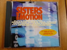 Sisters in Motion PATTI LABELLE GLADYS KNIGHT DINAH WASHINGTON THE O´JAYS Neu