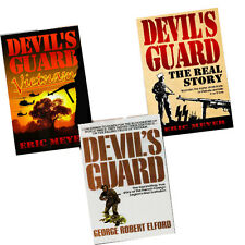 Eric Meyer (Devil's Guard,Vietnam)  3 Books Collection Set  Paper Back Brand New