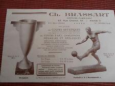 catalogue coupe - médailles - , année 1938 (ref 24 c )