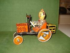 1920's/30's MARX TIN WIND-UP WHOPEE CAR, NICE SHAPE, WORKING CONDITION