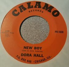 Dora Hall ‎– New Boy / Franklin Street