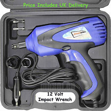 Streetwize 12 Volt Impact Wrench Hi Speed Removal, Tightening Of Wheel Nuts etc.