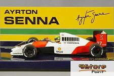 MINICHAMPS 540904327 1/43 F1 MCLAREN HONDA MP4/5B AYRTON SENNA 1990 WORLD CHAMP