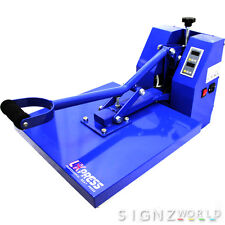 38x38cm Economic Clam T-Shirt Heat Press Machine HP3801 Print Transfer