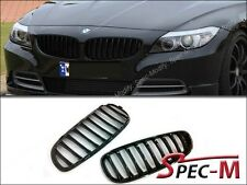 2009+ BMW E89 Z4 Convertible Front 668 Jet Black Grille Grill Replacement