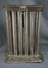Tin CANDLE MOLD 12 Tubes - Single Handle - Tapered - 19th Century Pennsylvania