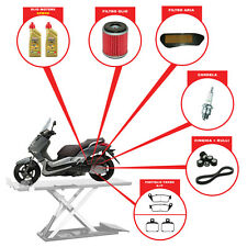 SERVICE/MAINTENANCE KIT [ENGINE+TRANSMISSION+BRAKES] - YAMAHA X-MAX 125 (10-13)