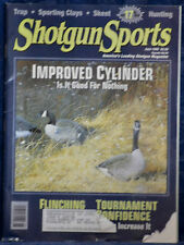 Vintage Magazine SHOTGUN SPORTS June 1995 !!! TRAP, SKEET, HUNTING !!!