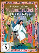 DVD Kinderbibel Altes und Neues Testament von Annette Langen 2DVDs