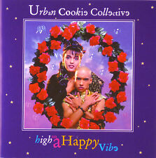 CD - Urban Cookie Collective - High On A Happy Vibe - #A1256