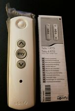 Somfy Telis 1 RTS Pure Remote White, 1 Channel (1810632)