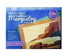 Traditional Marquetry Craft Kit: Giants Causeway- From The Cove Workshop
