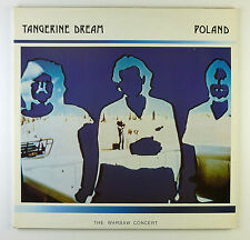 "2 x 12"" LP - Tangerine Dream - Poland (The Warsaw Concert) - B3816"