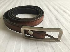 Brown Vintage Belt