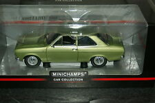 1/18 MINICHAMPS Ford Escort I 1300 L 1968 green metallic