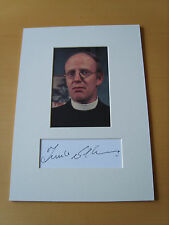 Dads Army Frank Williams Genuine Autograph - UACC / AFTAL.