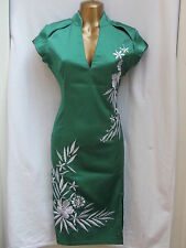 Oriental Emerald Green LATESTS Design Chinese dress 18