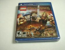 LEGO The Lord of the Rings  (PlayStation Vita, 2012) new