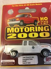 HO Scale Atlas Motoring 2000 Railroad CrewTrucks 1997 Ford F-150 BNSF