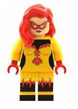 Firestar Pupazzetto stampata su parti LEGO Custom Freepost in tutto il mondo