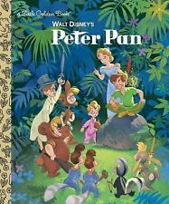 Walt Disney's Peter Pan (Disney Peter Pan) (Little Golden Book) RH Disney Hardc