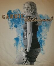 Carrie Underwood Rare T shirt Country Music Female American Idol