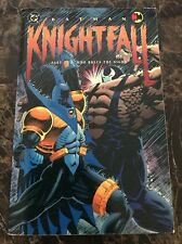 Batman DC Knightfall Part:two Who Rules The Night 1993
