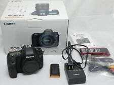 Canon EOS 6D 20.2 MP Digital SLR Camera (Body Only) - 300 actuations