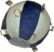 Tactile Tag Weighted Ball for weighted therapy and a tactile experience