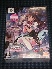 PS3 + BD TV Anime The Idol Master Cinderella Girls Limited G4U! Pack Vol.1 JAPAN