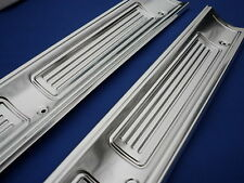 New 1971-74 Mopar Coronet Charger RoadRunner GTX Body Door Sill Plates Pair