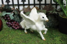Unipeg Unicorn Pegasus Adore Animal Taxidermy Figurine Mythical White Horse SM