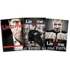Lie to Me: The Complete Series Tim Roth Seasons 1 2 3 Box / Set(s) DVD NEW!