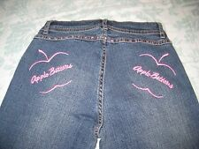 Apple Bottoms Straight Leg Sz 4 Jeans #856