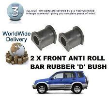 Per SUZUKI GRAND VITARA 2.0 HDI + gv2000 1998-2005 2x Front Anti Roll Bar D bush
