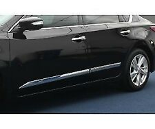 2013-2016 NISSAN ALTIMA CHROME BODY SIDE MOLDING SET