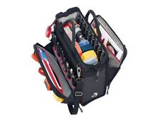 Husky 18 in. Pouch Electrician Tool Total Tech Bag