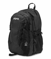 NWT JanSport  Agave 32 Laptop Backpack Black