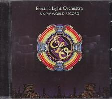 ELECTRIC LIGHT ORCHESTRA - A NEW WORLD RECORD - CD -