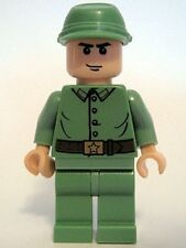 LEGO - INDIANA JONES - RUSSIAN GUARD 2 - MINI FIG / MINI FIGURE
