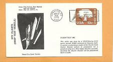 DTV FLIGHTS FLIGHT TEST # 6 APR 27,1978 EDWARDS AFB SPACE CITY