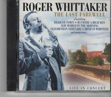 (GA285) Roger Whittaker Sings, Live In Concert, The Last Farewell - CD