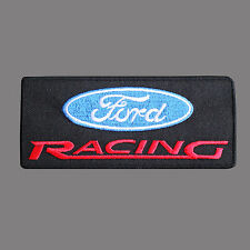 Ford Racing Car Motor Sport Jacket Cap  Logo Embroidered Iron on Patch