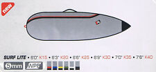 Creatures of Leisure Surfboard Bag - Team Designed Short Board Bag 6'0""
