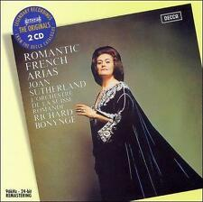 Romantic French Arias by Sutherland, Joan